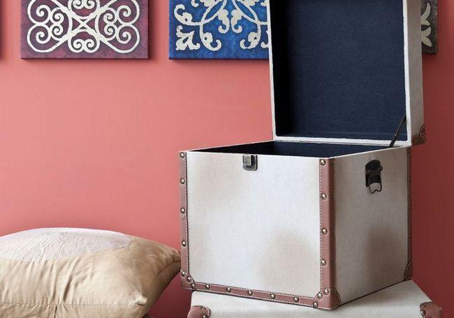 Kovinska škatla za shranjevanje