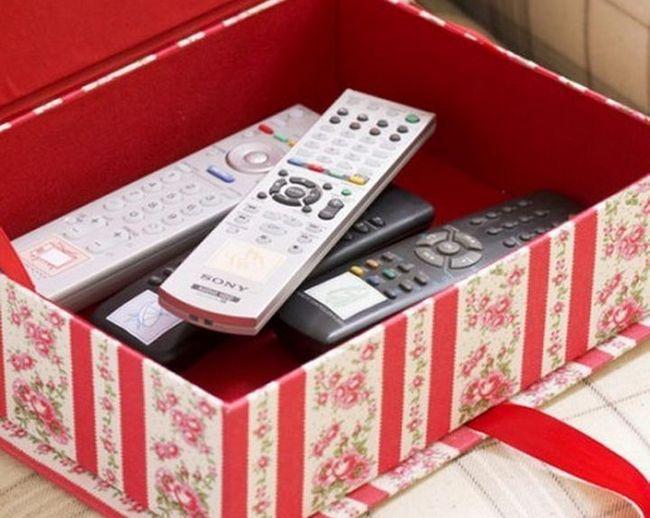 Kartonske škatle za shranjevanje manjših stvari