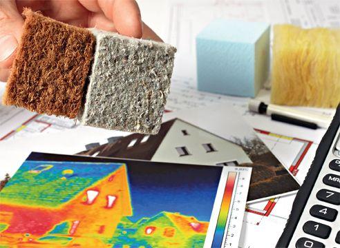 Varčne toplotne materiali