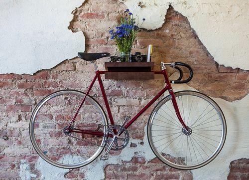Shranjevanje koles v stanovanju: izbrati primeren način