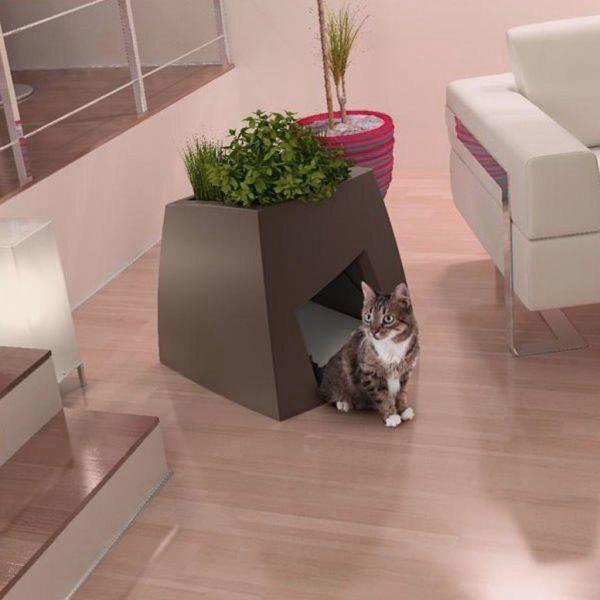 И домик, и подставка для цветов, фото с сайта http://remals.com
