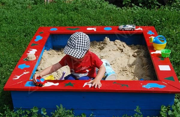 kutija s pijeskom