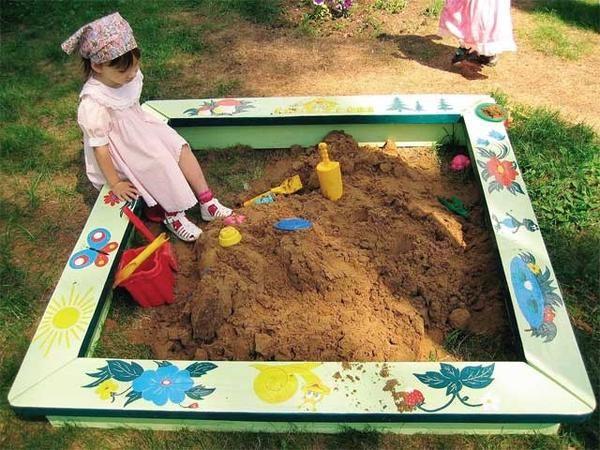 Sandbox vikendica