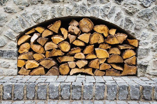 Torej lahko samo vizualno impresiven trgovina drva