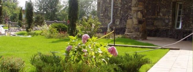 Как самому заложить сад