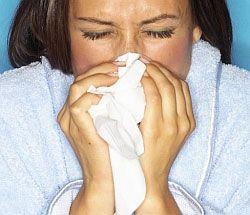 Kako okrepiti imunski sistem in premagal prehlad