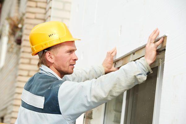 Kako izolirati zidove hiš s peno