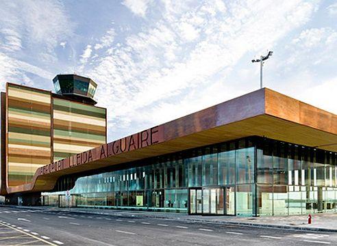 Lleida-Alguaire letališče Lleida