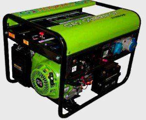 plinski generator