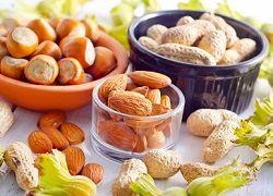 Каких и сколько съедать орехов?