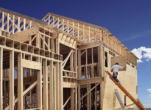 Gradnja kanadskih hiš