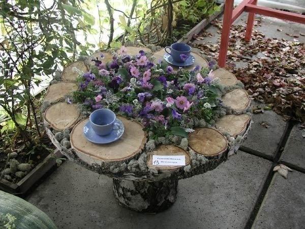 Flowerbed mizo