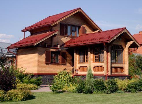 kombinacija hiša