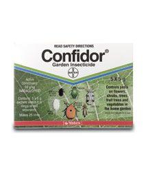 Konfidor boj proti škodljivcem