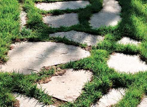 Vrt pot kamnov