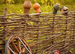 Креативные идеи для обустройства сада и огорода