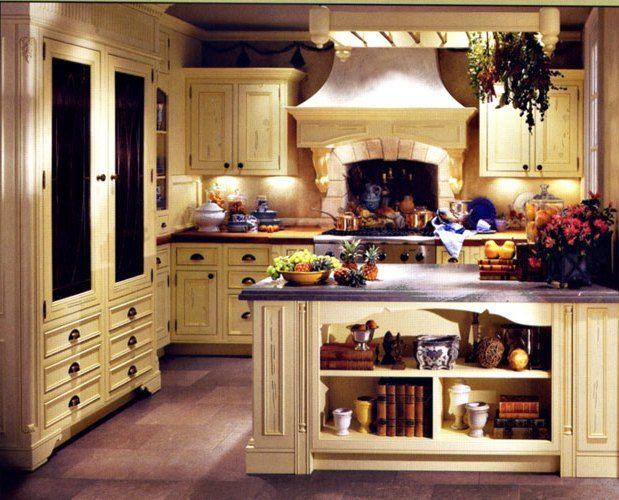 Kuhinja stil država foto
