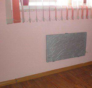 stena kvarčni grelec