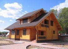 Landscape design in gradnjo hiše