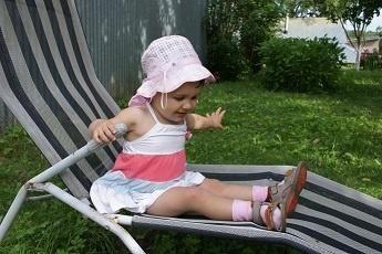 Ljetni dan u zemlji kroz oči djeteta ...)