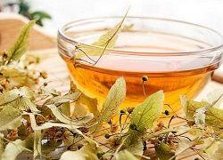 Липовый чай от простуды и головной боли