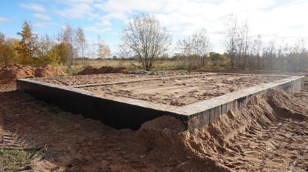hydroisolated temelj