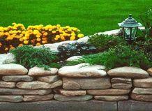 Лучшие способы использования камня в вашем дворе