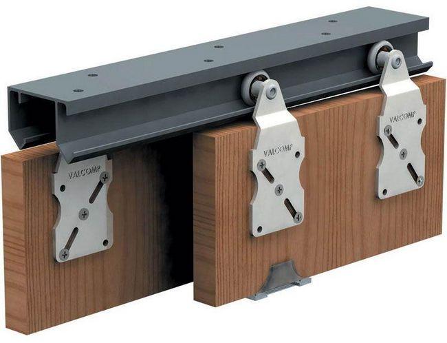 Mehanizem drsnih vrat