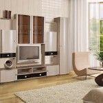 modularno pohištvo za dnevno sobo Fotografija 6