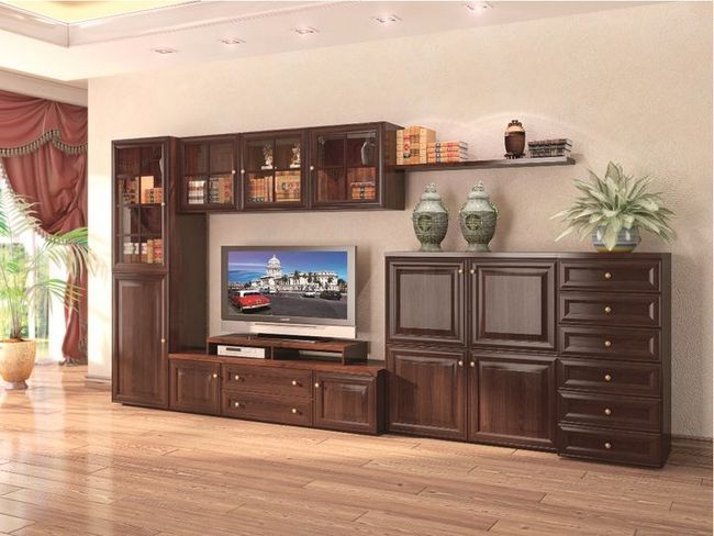 modularno pohištvo za dnevno sobo Foto 20