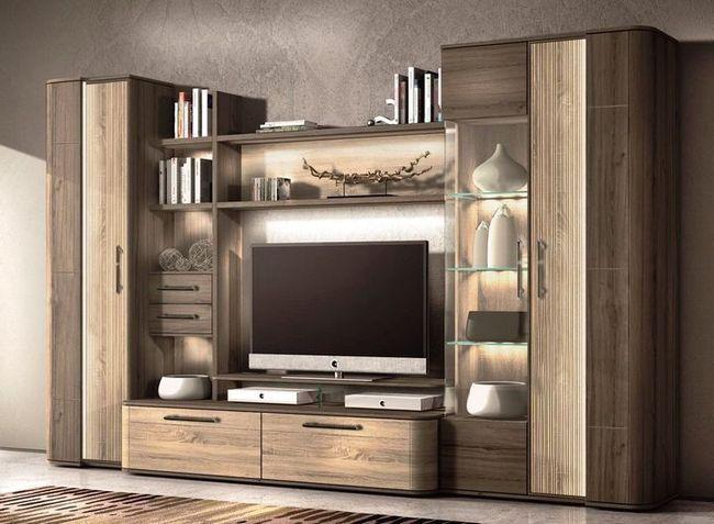 modularno pohištvo za dnevno sobo Foto 16
