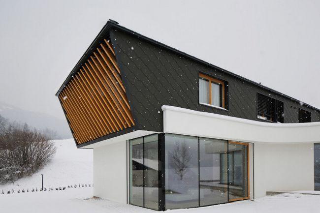 Frame modularne hiše