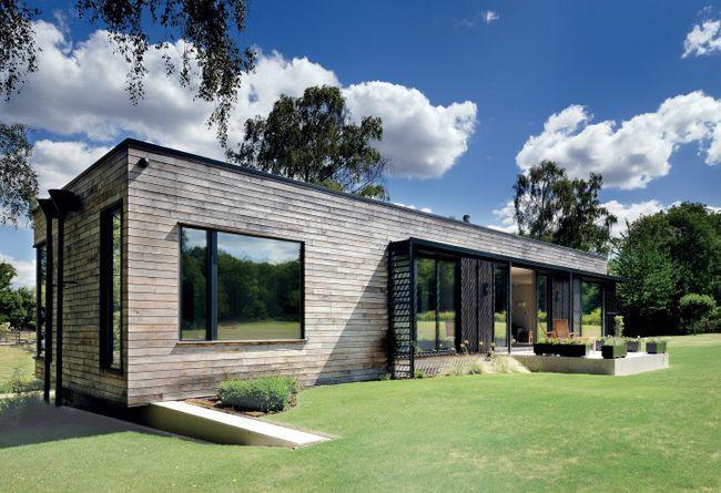 modularni dom za stalno prebivanje