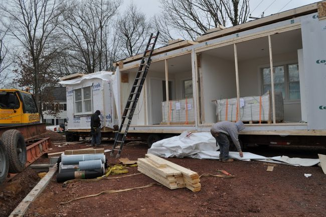 modularni domov projekti