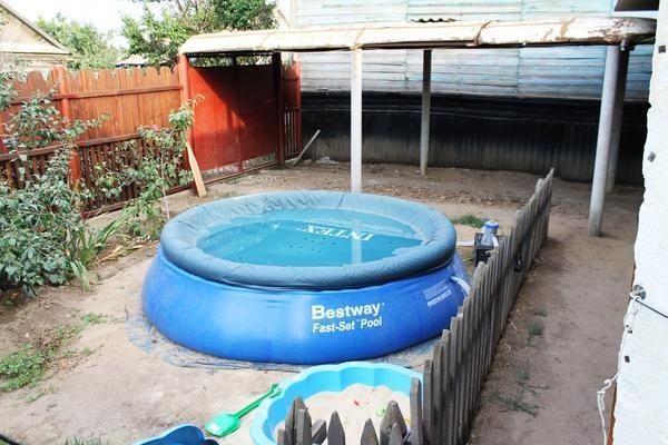 bazen na napuhavanje