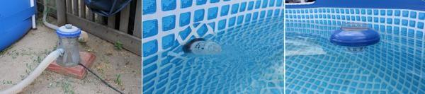 pročišćavanje vode u bazenu