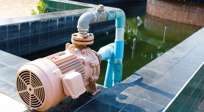 črpalka za bazen črpalke za ribnik