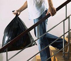 Kako se znebiti nepotrebnih smeti doma