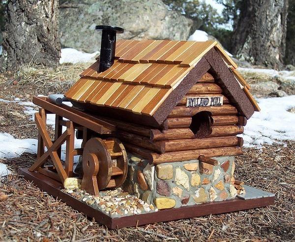 Birdhouse mlin