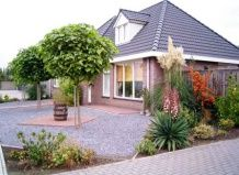 Палисадники в голландии