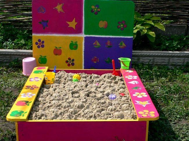 Sandbox rukama 5