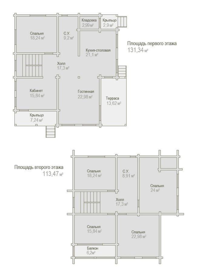 Risanje hiša 8x8