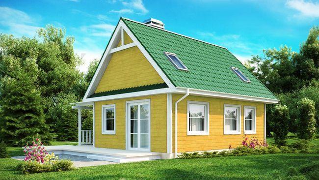 Mala hiša 6 od 8