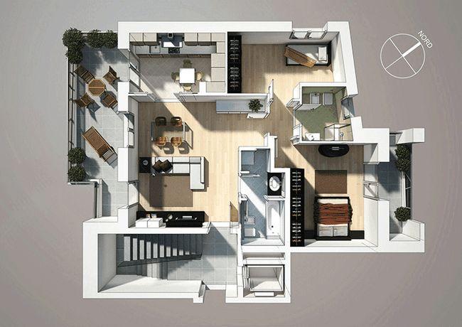 casa mare cu mansardă