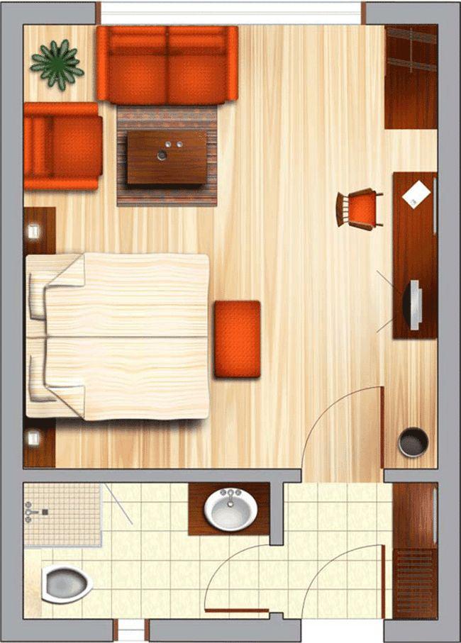 Disposition casei cu un etaj cu fotografii