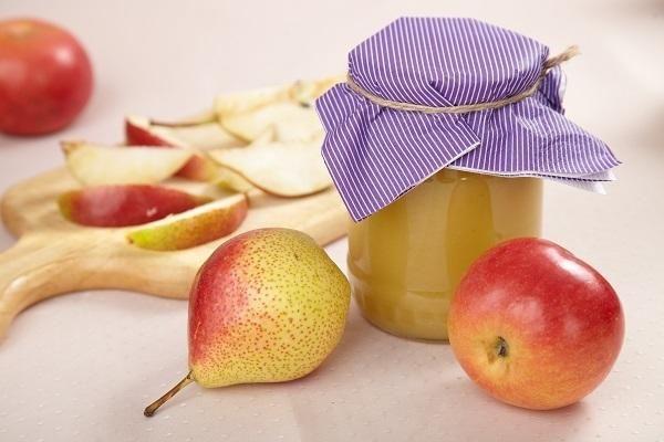 Ovoce 10. srpna recepty polotovary z jablek, hrušek a švestek