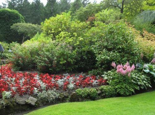 Подбор растений в стиле giardino segreto