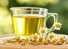 Полезные травяные чаи