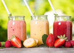 Популярные рецепты смузи для похудения