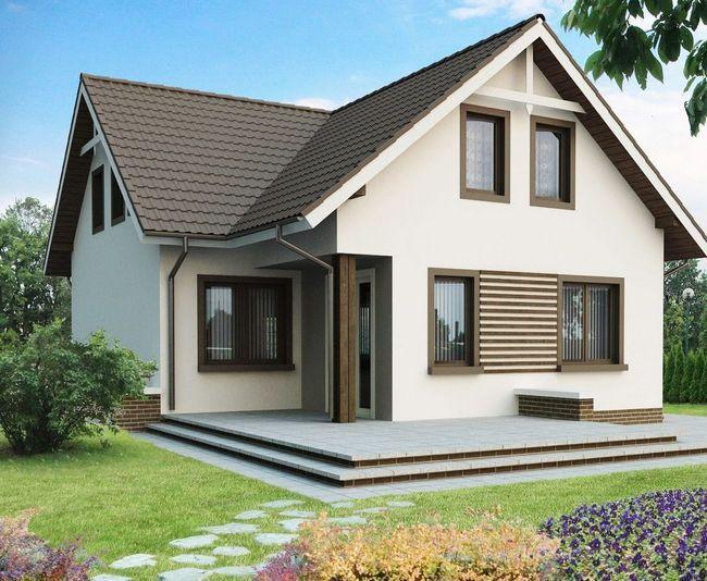 Hiša pene blokov